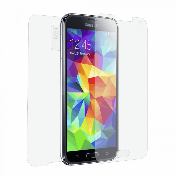 Folie de protectie Clasic Smart Protection Samsung Galaxy S5
