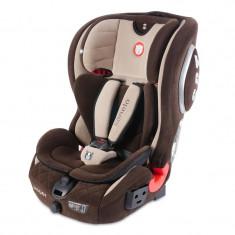 Scaun auto copii 9-36 kg Jasper cu isofix Brown