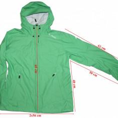 Jacheta ploaie Vaude, Ceplex Active, ventilatii, dama, marimea 42(L) - Imbracaminte outdoor Vaude, Marime: L, Jachete, Femei