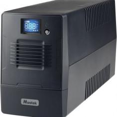 UPS Mustek PowerMust 800 LCD, 800VA / 480W, Schuko
