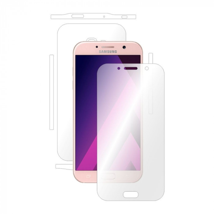 Folie de protectie Clasic Smart Protection Samsung Galaxy A7 (2017) foto mare