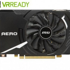 Placa Video MSI GeForce GTX 1060 Aero ITX OC, 6GB, GDDR5, 192 bit - Placa video PC