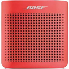 Boxa Portabila Bose Soundlink Color II, Bluetooth (Rosu)