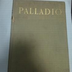 PALLADIO - Patru carti de arhitectura - Carte Arhitectura