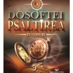 Psaltirea in versuri - Dosoftei, Mitropolitul Moldovei, Mitropolitul Dosoftei