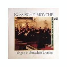 Russische Monche singen in deutschen Domen ( set 2 discuri vinil )