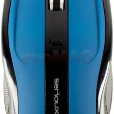 Mouse Wireless Serioux RAINBOW 400 (Albastru)