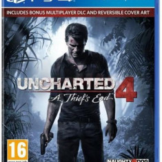 Uncharted 4: A Thief's End (PS4) - Jocuri PS4