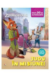 Disney: Zootropolis - Judy in misiune!