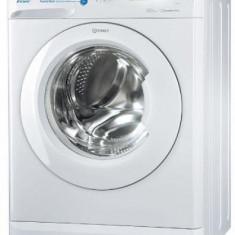 Masina de spalat rufe Indesit BWE 81284X W EU, 8 kg, 1200 rpm, Clasa A+++ (Alb)