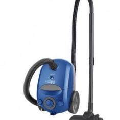 Aspirator cu sac Daewoo RC-L180L, 800 W, 2.5 L (Albastru/Gri)