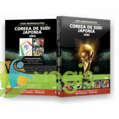 Cupa mondiala FIFA - Coreea De Sud-Japonia 2002 - DVD fotbal