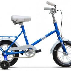 Bicicleta Pegas Soim, Cadru 12inch, Roti 12inch (Albastru) - Bicicleta copii