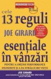 Cele 13 reguli esentiale in vanzari - Joe Girard