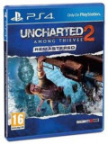 Uncharted 2: Among Thieves (PS4), Sony