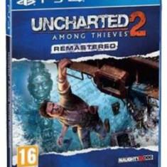 Uncharted 2: Among Thieves (PS4) - Jocuri PS4