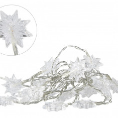 Instalatie Luminoasa Crystal cu 20 LED-uri Villa