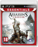 Assassins Creed 3 Essentials (PS3), Ubisoft