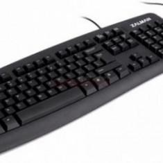 Kit Tastatura Zalman si Mouse ZM-K380 Combo (Neagra)