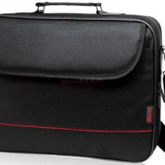 Geanta Laptop VAKOSS CT-7289BK 17inch (Neagra)