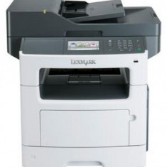 Multifunctional Lexmark MX517DE, laser alb-negru, Fax, A4, 42 ppm, Duplex, RADF, Retea (Alb) - Multifunctionala