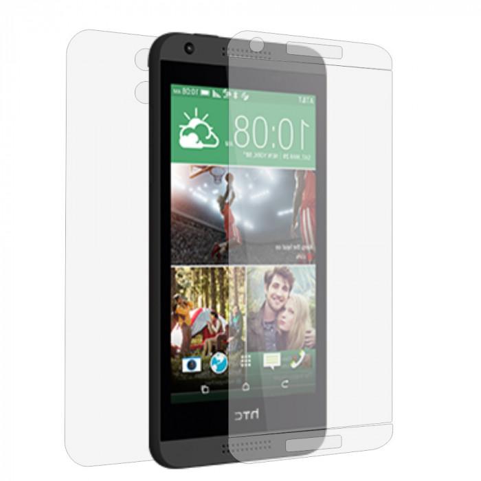 Folie de protectie Clasic Smart Protection HTC Desire 610