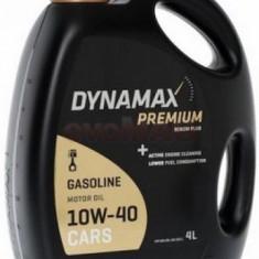 Ulei motor Dynamax C-Benzin Plus, 10W-40, Benzina, 4L