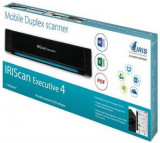 Scanner IRISCan Executive 4 Duplex, 8 PPM