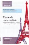 2014 Teme de matematica clasa 6 sem. 1 - Petrus Alexandrescu, Petrus Alexandrescu