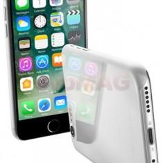 Protectie spate Cellularline Ultra Slim ZEROIPH747T pentru Apple iPhone 7 (Gri) - Husa Telefon