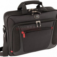 Geanta Laptop Wenger SENSOR 600643 15inch, pentru MacBook Pro (Neagra)