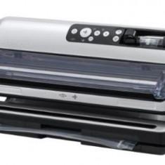 Aparat de vidare FoodSaver FFS006X-01, 1 viteza, 28 cm, Functie Pulse, Vidare umeda/uscata, Cutter integrat (Argintiu)