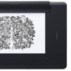 Tableta grafica Wacom Intuos Pro Paper Large, North, Model 2017 (Negru) - Cartela Cosmote