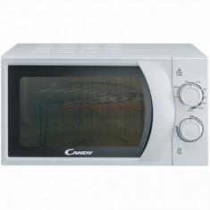 Cuptor cu microunde Candy CMG2071M, 20 l, 700 W, Grill (Alb)