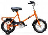 Bicicleta Pegas Soim, Cadru 12inch, Roti 12inch (Portocaliu)