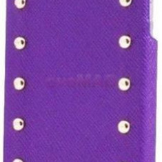 Protectie spate Guess GUHCP5SAV pentru iPhone 5/5S (Violet)