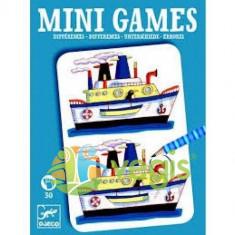 Gaseste diferentele Remi - Mini games - Djeco - Joc board game
