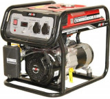 Generator Curent Electric Senci SC3500, 3100W, 230V, AVR inclus, Motor benzina