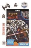700 Stickers, Star Wars Rebels. Set stickere, Razboiul stelelor