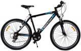 Bicicleta Omega Aggressor, Roti 26inch, 21 viteze (Negru/Albastru)