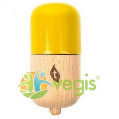 Pill - Juggling Toy Yellow
