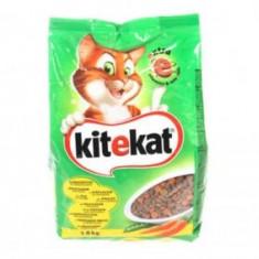 Kitekat Dry 1.8Kg Pui - Hrana pisici Friskies