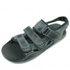 Sandale pentru baieti UFO UF74, Negru - Sandale copii