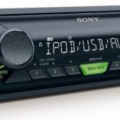 Radio MP3 Player auto Sony DSXA202UI, 4 x 55W, USB, AUX - CD Player MP3 auto
