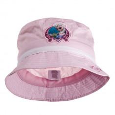 Palarie plaja fete Frozen roz