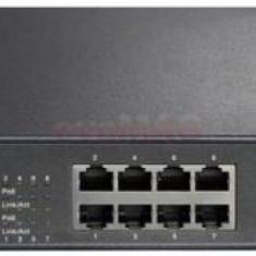 Edimax Desktop PoE Smart Switch 8x10/100Mbps, 120W, QoS, VLAN