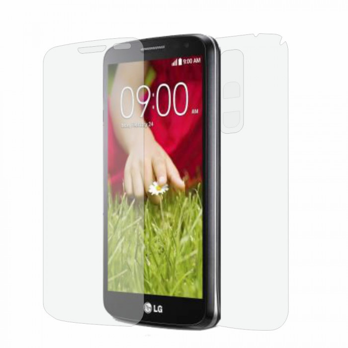 Folie de protectie Clasic Smart Protection LG G2 Mini foto mare