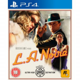 La Noire Remastered (PS4), Rockstar Games