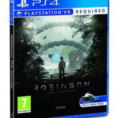 Robinson The Journey Vr PSVR (PS4) - Jocuri PS4