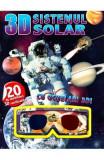 3D Sistemul Solar. Cu ochelari 3D